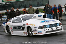 Cale Aronson Loses Early In The Pro Stock Rounds