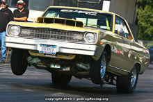 Tony Russo's Mopar Is The True Meaning Of This Class With Clean Looks And Big Wheelies