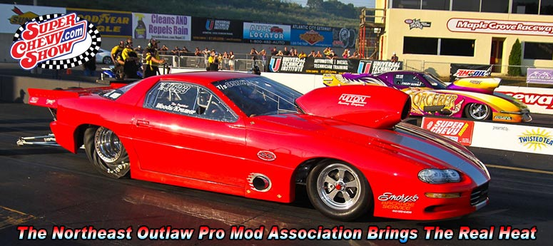 Visit The Super Chevy Show Northeast Outlaw Pro Mod Association Drag Racing Photo Gallery, Over 900 Photos by www.goDragRacing.org HERE